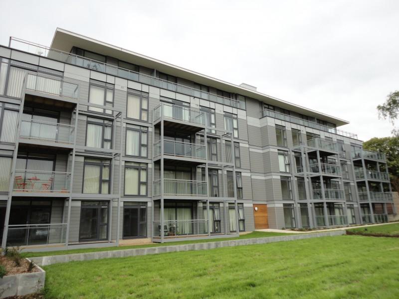 Ultra modern apartments cygnum timber frame for Ultra modern apartment