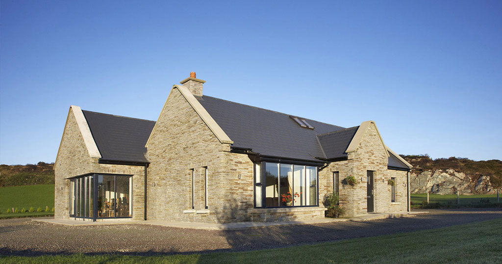 Cygnum timber frame industry leaders for Modern house design northern ireland