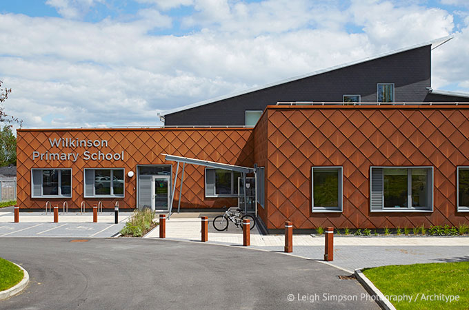 Wilkinson Primary School Wolverhampton Cygnum Timber Frame